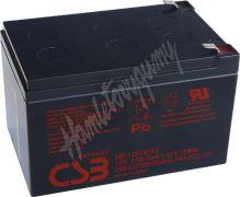 CSB Baterie HR1251W F2 12V 13,5Ah