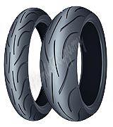 Michelin Pilot Power 120/70 ZR17 + 180/55 ZR17