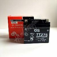 GS Motobaterie TTZ7S-BS 12V 6Ah 130A