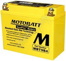 Motobaterie MOTOBATT MBT9B4 12V 9Ah 140A