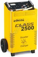 Nabíječka autobaterií Deca CLASS Booster 2500 (12 /24V 130A  1500 *A) okapacitě 25 -2200Ah