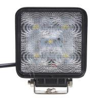 wl-1560 LED světlo čtvercové, 5x3W, 128x110mm, ECE R10