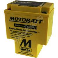 Motobaterie MOTOBATT MB16A 12V 17,5Ah 200A